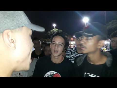 BATALHA DOS CRIAS - MONRÁ X CESAR - 20/05/2017