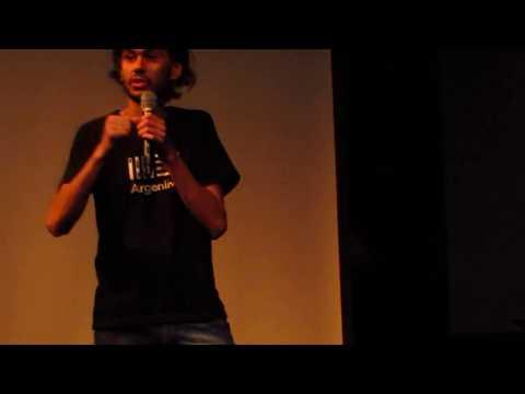 Santiago Devia presentado QuLab en Ableton University Tour Buenos Aires - UNSAM