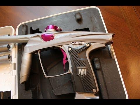Machine Vapor Paintball Gun Supergun Show - Review, Efficiency Test & Maintenance