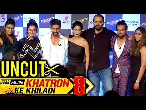 Khatron Ke Khiladi 8 Special SCREENING | Full Event Uncut | Rohit Shetty | Hina Khan