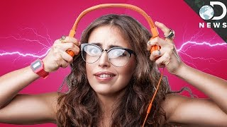 How Atomic Physics Makes Your Headphones Hiss