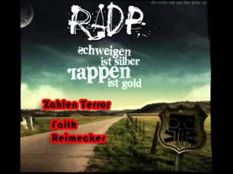 (RR) : RADP - Zahlen Terror (Rap aus der Pfalz)