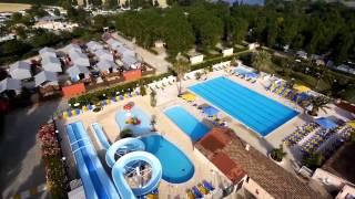 Riviera d'Azur, un camping de luxe à Fréjus