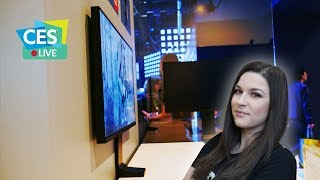 Samsung Space: il monitor che desidererai ardentemente #CES2019