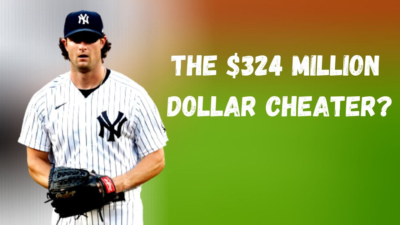 Now in middle of MLB's sticky situation, Yankees' Gerrit Cole ...