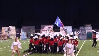 2013 Santa Clara Vanguard - Les Misérables