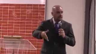 4ª palestra Seminário de Libertação e Batalha Espiritual