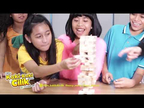 CHALLENGE JENGA | KOKI - KOKI CILIK