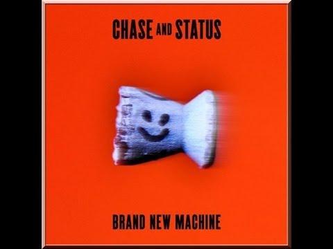 Chase and Status - Brand New Machine - FULL ALBUM!