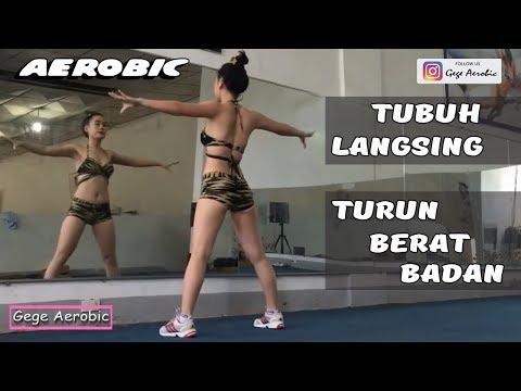 Aerobic Melangsingkan Tubuh dan Menurunkan Berat Badan