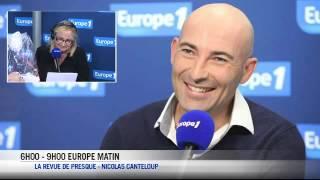 Nicolas Canteloup - Des ministres plantés comme des ficus