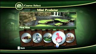 Tiger Woods PGA TOUR 12: The Masters: Wii Gameplay Enhancements