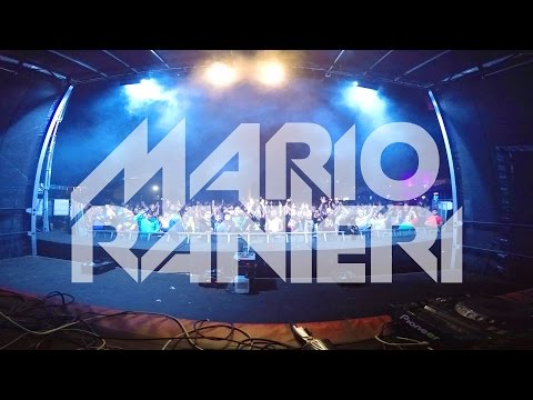 """Videoset Mario Ranieri @ NATURE ONE Festival """"stay as you are"""", Pydna, Germany 31.7.2015"""