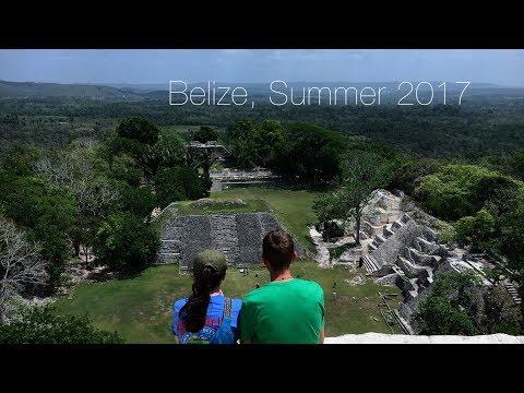 BELIZE 2017 - SUMMER VACATION