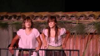 Violació al castellet dels Firals de Bellvís 2011