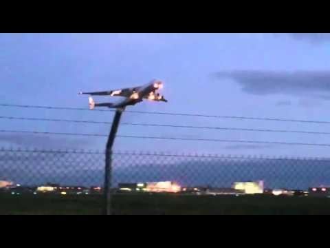 Antonov 225 startet in Leipzig