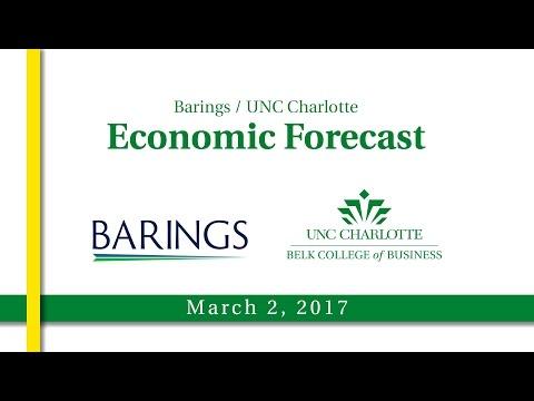Barings/UNC Charlotte Economic Forecast – March 2017
