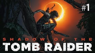Twitch Livestream | Shadow Of The Tomb Raider Part 1 [xbox One X]