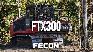 Fecon FTX300