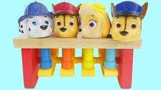Slime Surprise Toys Supehero Play Foam Surprise Eggs Disney Frozen Learn Colors Best Crayons Paw