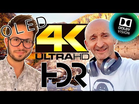 TV 4K, HDR, OLED : on décode tout avec PP Garcia