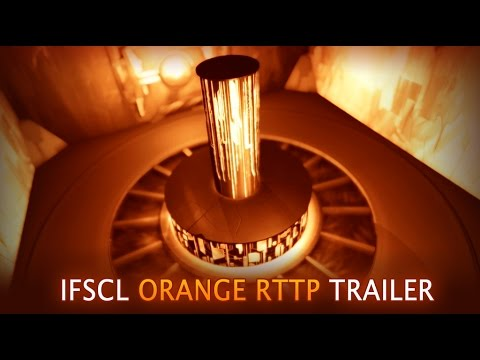 IFSCL Orange Return to the past - Official Trailer [Code Lyoko Game]