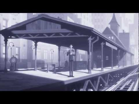 Paperman - A Thousand Years (HD) By Christina Perri