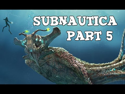 Subnautica episode 5 fixing the space ship reactor youtube for 11547 sunshine terrace