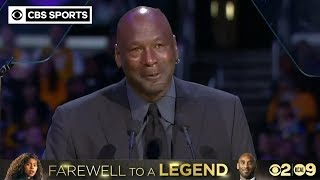 "Download ""When Kobe Bryant died, a piece of me died."" - Michael Jordan 