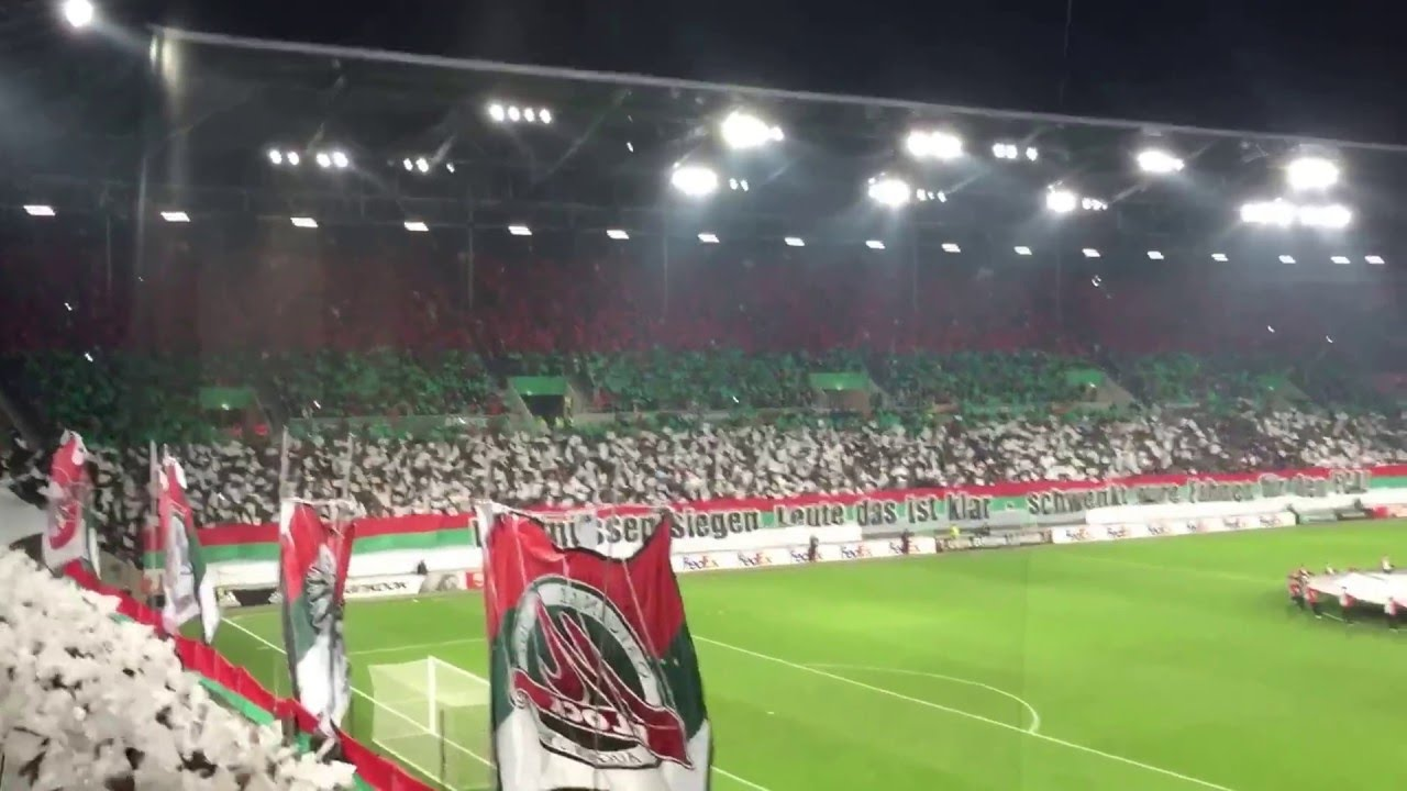 Augsburg Vs Liverpool