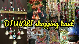 diwali shopping 2018, diwali shopping, diwali shopping haul,DIWALI KI SHOPPING,anvesha,s creativity