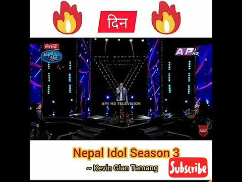 Download Din~ anuprastha cover by kevin glan tamang in nepal idol season 3