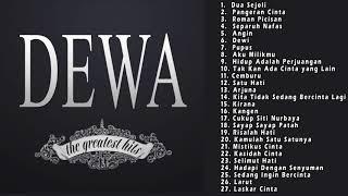 Kumpulan Lagu Dewa 19  Populer Full Album Greatest Hits 2019 Populer Sepanjang M