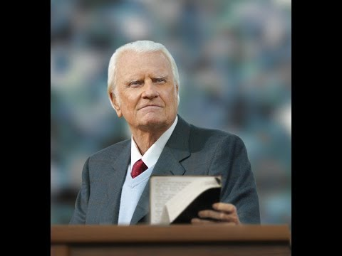 "Billy Graham Tribute - ""Lord, I'm Yours"""