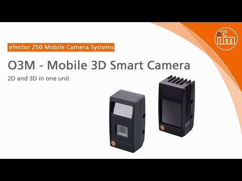 How-to: Guide for installation and startup of the ifm 3D sensor O3M for mobile applications