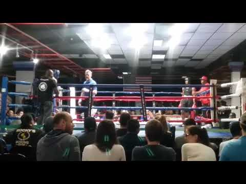 Houston Golden Gloves 2019  (Lost By Decision)