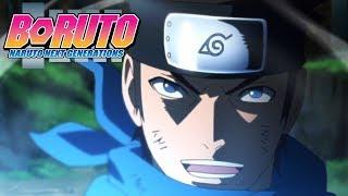 Konohamaru's Rasengan | Boruto: Naruto Next Generations