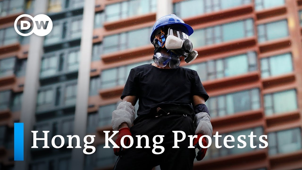 Hong Kong: How economic problems fuel discontent | DW News