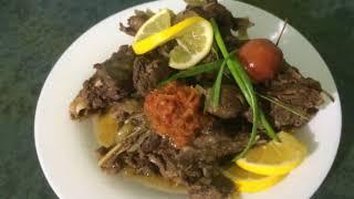 Тушёное мясо зайца ,  мягкое ,  тает во рту .  Рецепт  вкусного ,  мясного  блюда !