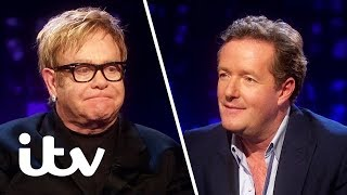 Elton John Reveals How He First Met Husband David Furnish | Piers Morgan's Life Stories