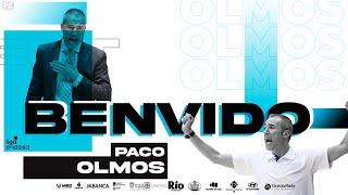 Video Presentación Paco Olmos entrenador del Río Breogán
