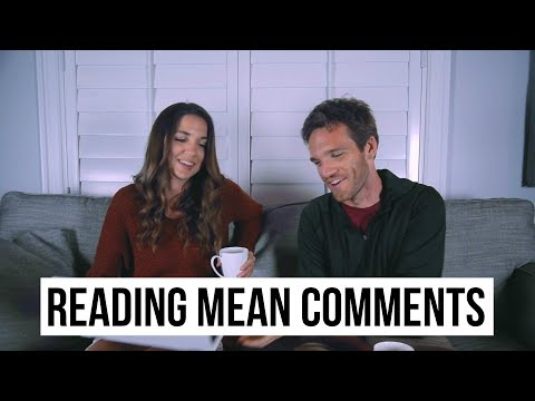 Reading Mean Comments with Sean Daniel