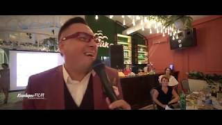 Свадебная песня Ведущий Сергей Клюс Ах, эта свадьба пела и плясала (blues version)