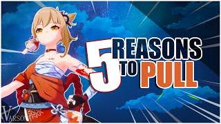 5 Reasons to PULL Yoimiya 💥