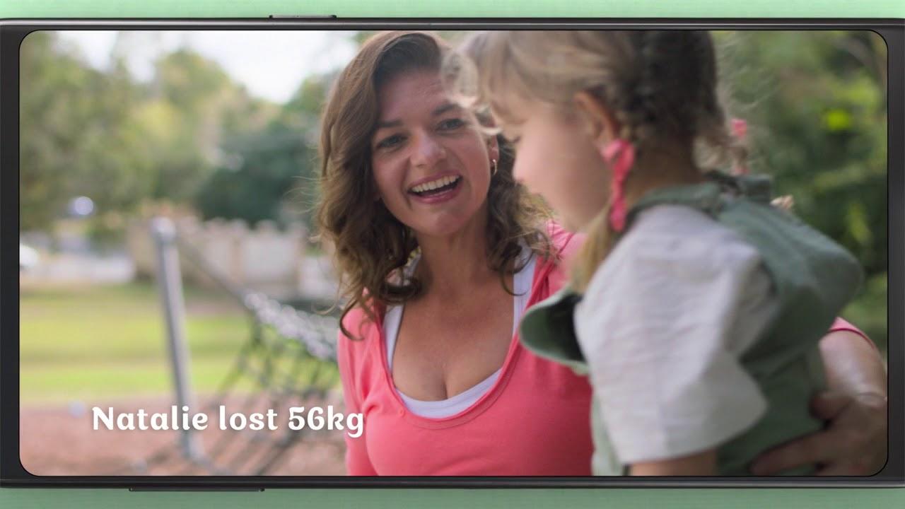 Natalie Lost 56 Kilos