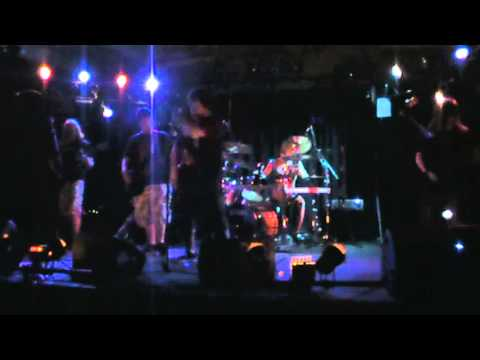 Hydrawolf- Death by Exile (live 8/17/13)