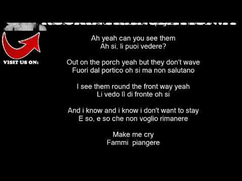 Yellow Ledbetter - Pearl Jam testo e traduzione