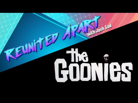 The Goonies Are Back!!   Reunited Apart with Josh Gad