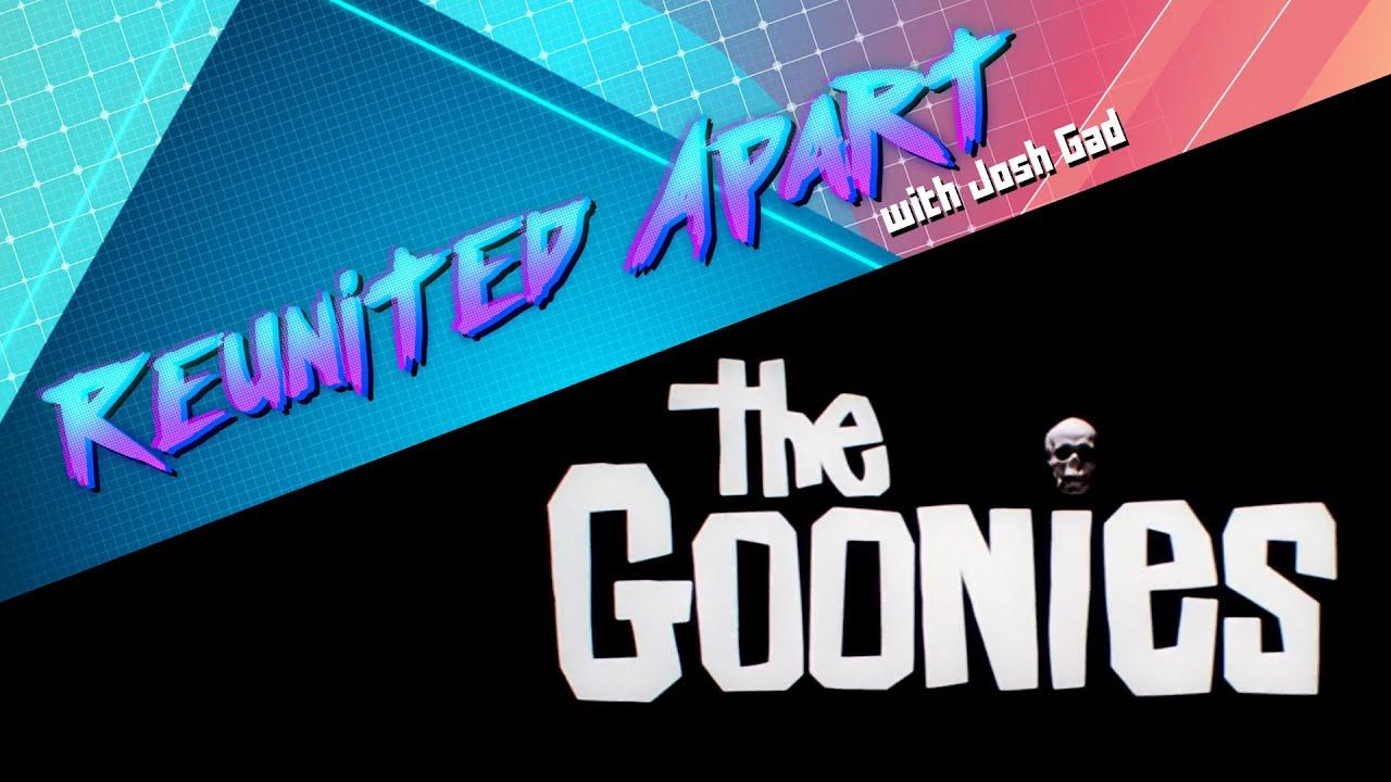 REUNITED APART Episódio 1: Elenco de Goonies