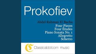 Four Pieces, Op. 4 - Reminiscences: Tranquillo